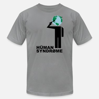 Human Club Human Syndrome - Men's Fine Jersey T-Shirt