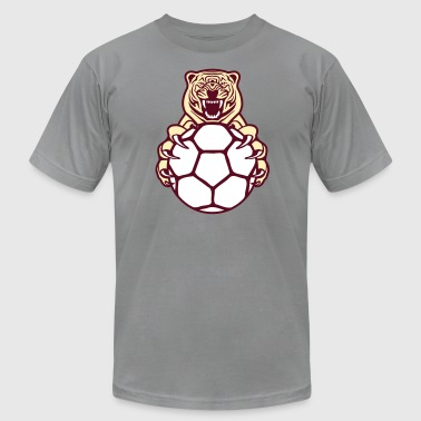 Handball Tiger - Men's Fine Jersey T-Shirt