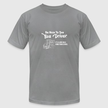 Bus Driver - Men's Fine Jersey T-Shirt