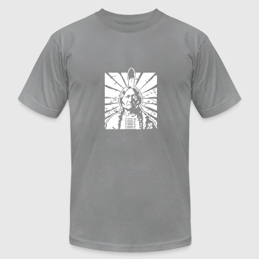 Native Chief Native American Indian Chief - Men's Fine Jersey T-Shirt