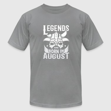 Léo Legends August - Men's Fine Jersey T-Shirt