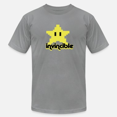 Untouched invincible t-shirt - Men's  Jersey T-Shirt