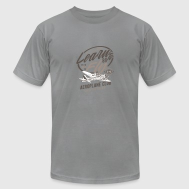 Learn To Fly - Men's Fine Jersey T-Shirt