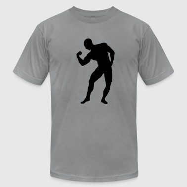 Bodybuilding - Men's Fine Jersey T-Shirt