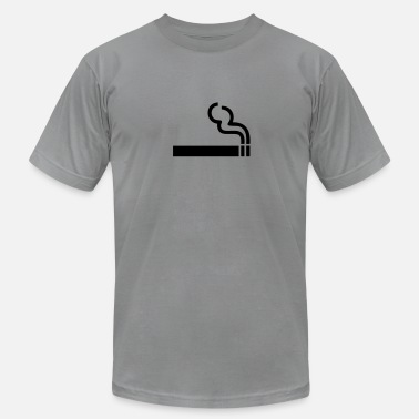 Cigarette Smoking Ban Cigarette - smoking - Men's  Jersey T-Shirt