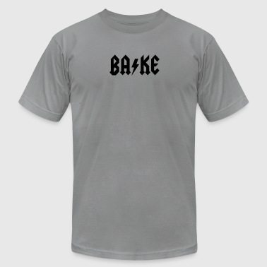 bake - Men's Fine Jersey T-Shirt