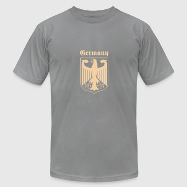Germany Deutschland Bundesadler Berlin - Men's Fine Jersey T-Shirt
