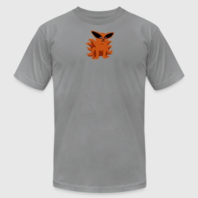 Little Kurama - Men's T-Shirt by American Apparel