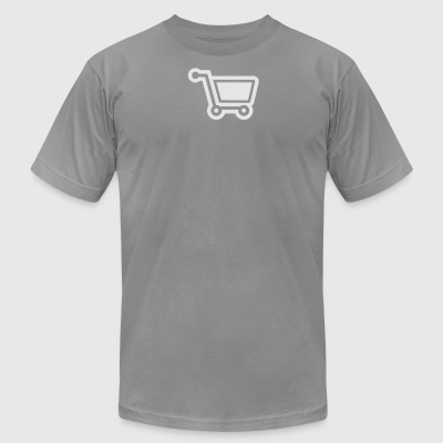 Business 82 - Men's T-Shirt by American Apparel