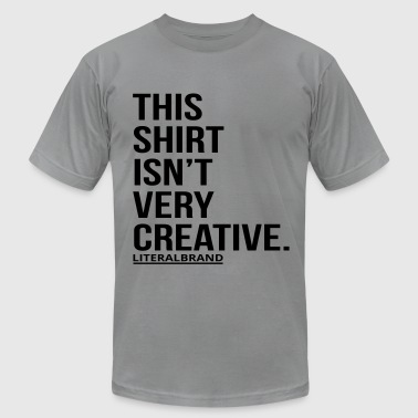 Creative Shirt - Men's Fine Jersey T-Shirt