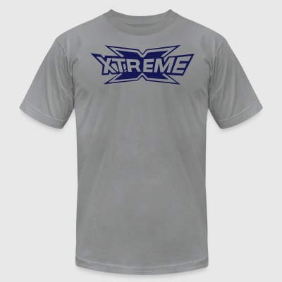 XTREME - Men's T-Shirt by American Apparel