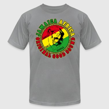 jamaica africa origina good sound - Men's Fine Jersey T-Shirt
