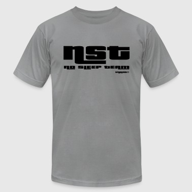 No sleep team - Men's Fine Jersey T-Shirt