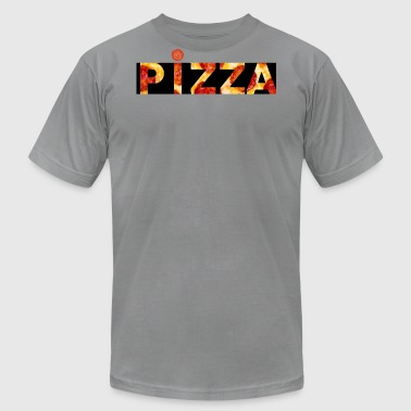 Pizza Shirt - Men's Fine Jersey T-Shirt