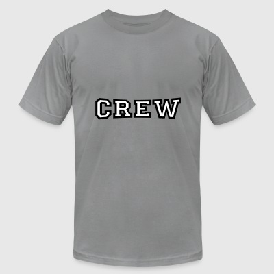 crew - Men's T-Shirt by American Apparel