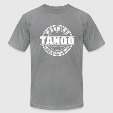 Tango Dancer Inside - Men's Fine Jersey T-Shirt