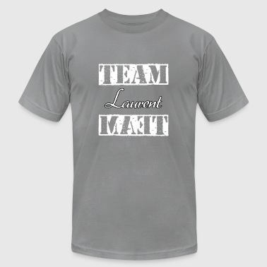 Team Laurent - Men's T-Shirt by American Apparel