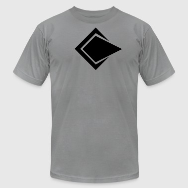 CAPELLA Symbol BLACK - Men's T-Shirt by American Apparel
