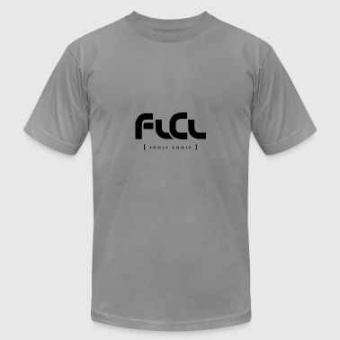 FLCL Fooly Cooly - Men's T-Shirt by American Apparel