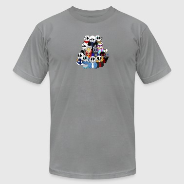 UNDERTALE SANS CHARACTER - Men's T-Shirt by American Apparel