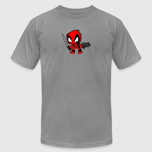 deadpool - Men's T-Shirt by American Apparel