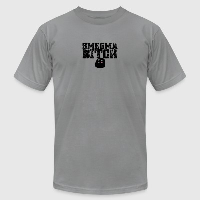 smegma - Men's T-Shirt by American Apparel