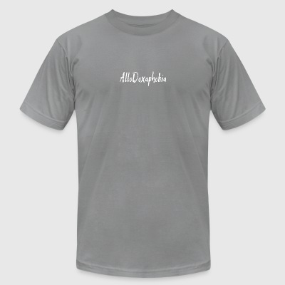 Phobia - Men's T-Shirt by American Apparel