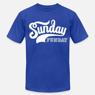 Sunday Funday Sunday Funday - Unisex Jersey T-Shirt