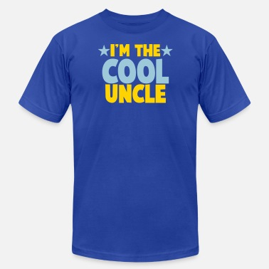 Family Reunion I'm the COOL uncle! - Unisex Jersey T-Shirt