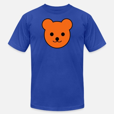 Teddy Bear teddy bear - Men's  Jersey T-Shirt