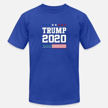 Elect Trump 2020 election - Men's Jersey T-Shirt