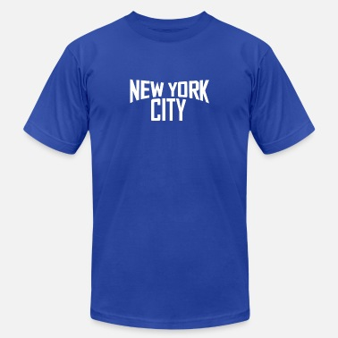City New York City - Men's Jersey T-Shirt