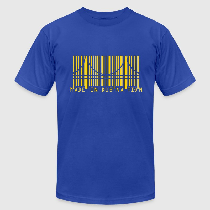 Made In DubNation - Men's Fine Jersey T-Shirt