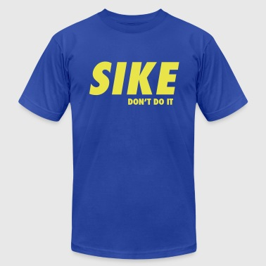 SIKE - Men's Fine Jersey T-Shirt