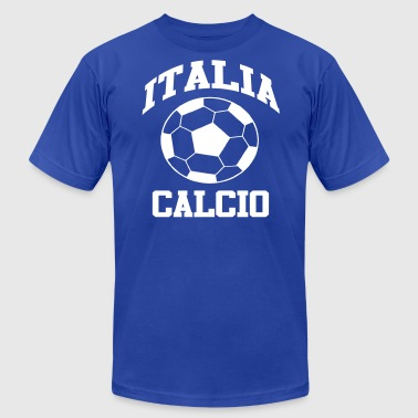 Italy Calcio (Soccer / Football) World Cup - Men's Fine Jersey T-Shirt