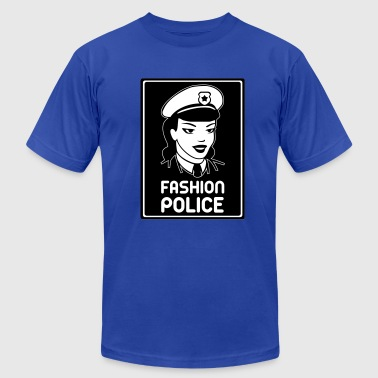 Fashion Police - Men's Fine Jersey T-Shirt