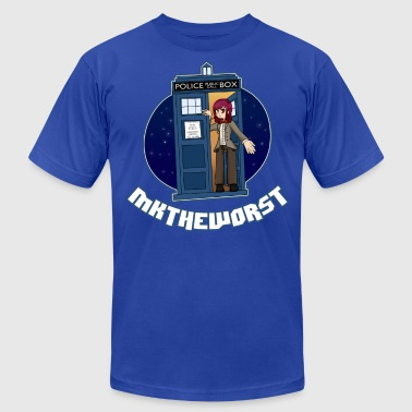 MKtheDoctor - Men's Fine Jersey T-Shirt