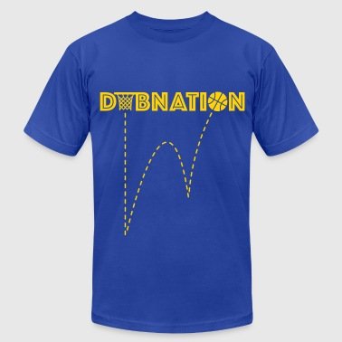 Andre Iguodala DubNation Fan - Men's Fine Jersey T-Shirt