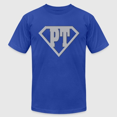 Pt PT Super Hero - Men's Fine Jersey T-Shirt