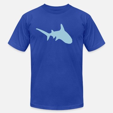 Black Shark Shark - Men's  Jersey T-Shirt