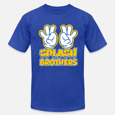 Splash Brothers Splash Brothers funny shirt - Men's Jersey T-Shirt