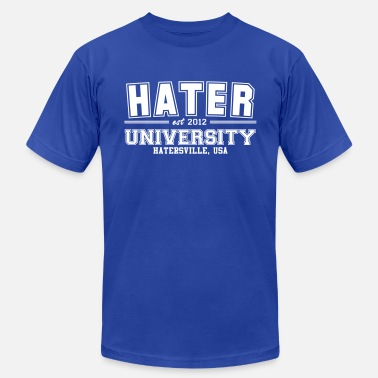 Haters hater - Men's  Jersey T-Shirt