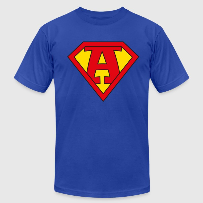 super a - Men's Fine Jersey T-Shirt