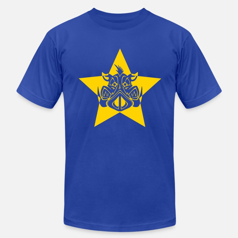 2017 T-Shirts - 25 MVK - Men's Jersey T-Shirt royal blue