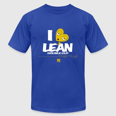I Love Lean T-Shirts - Men's Fine Jersey T-Shirt