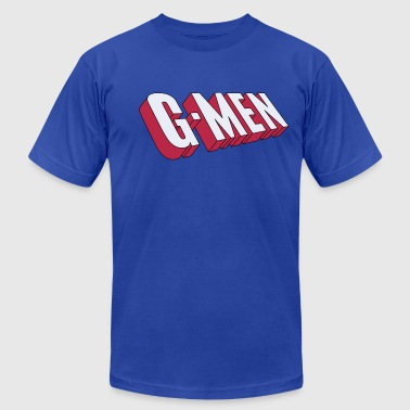 THE G-MEN - Men's Fine Jersey T-Shirt