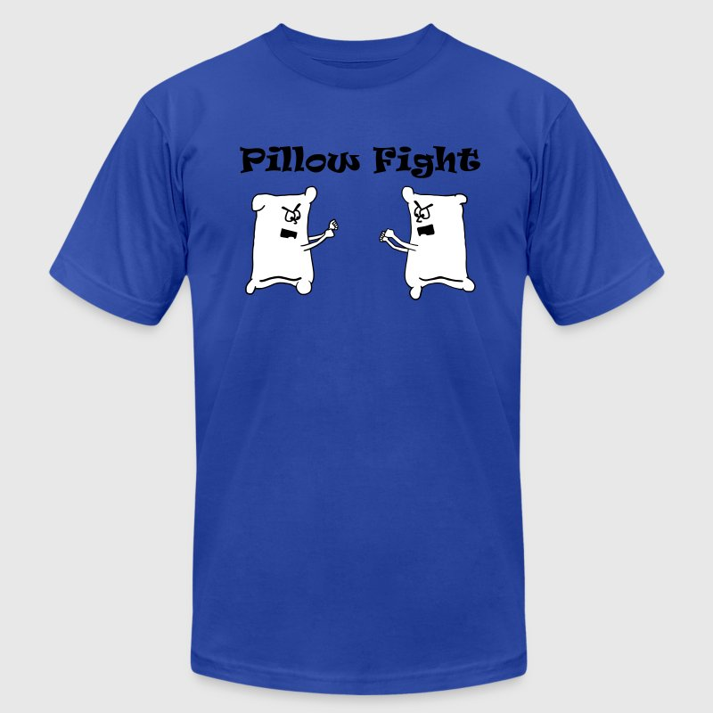 Pillow Fight - Men's Fine Jersey T-Shirt