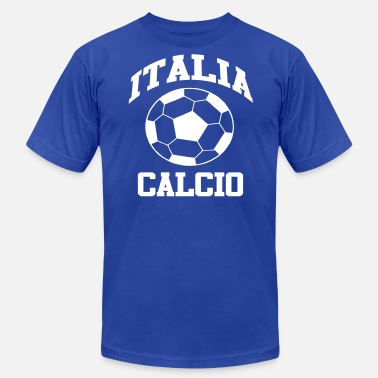 Calcio Italy Calcio (Soccer / Football) World Cup - Men's  Jersey T-Shirt