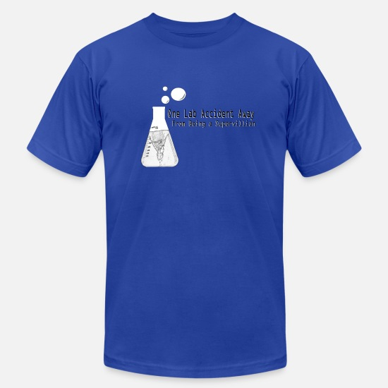 Sheldon T-Shirts - Just one more. - Men's Jersey T-Shirt royal blue