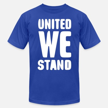 United United We Stand - Men's Jersey T-Shirt